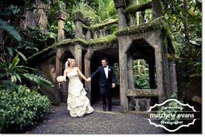Paronella Park Wedding