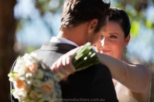 beautiful glowing tropical bridal makeup and wedding hair port douglas