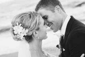 cairns beach wedding hair and bridal makeup