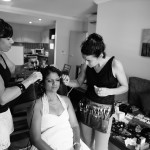 cairns wedding makeup and hair bride for Indian wedding