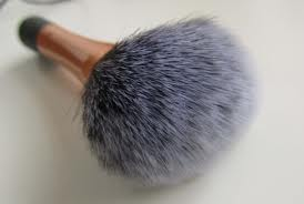 fluffy professional makeup powder brush cairns wedding makeup artist brush of choice