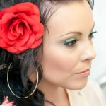 glamour photoshoot makeup and hair beauty therapists