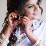 henna cairns wedding makeup and bridal hair for Indian wedding