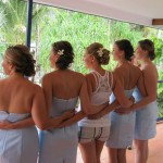 palm cove wedding hair and makeup cairns