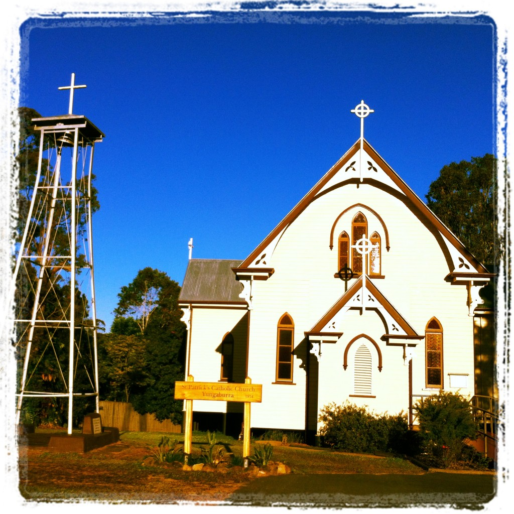 yungaburra wedding chapel
